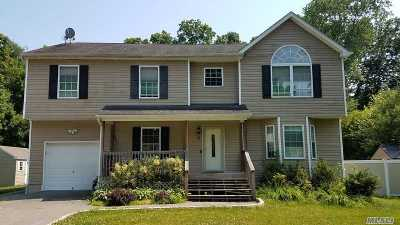 Middle Island Single Family Home For Sale: 8 Flores Ln