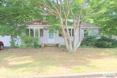 Bohemia Single Family Home For Sale: 822 Church St