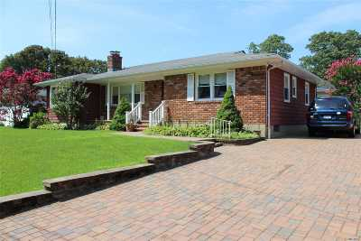 Bayport Single Family Home For Sale: 88 Barrett Ave