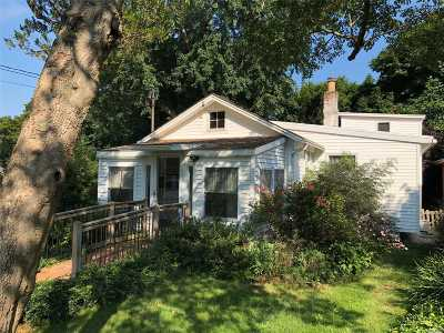 Stony Brook Rental For Rent: 7 Maple Ave