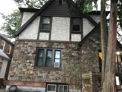 Flushing Multi Family Home For Sale: 47-15 162nd St