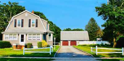 Bohemia Single Family Home For Sale: 1085 Locust Ave