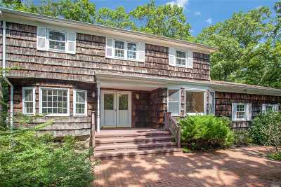 Port Jefferson Single Family Home For Sale: 108 Peninsula Dr