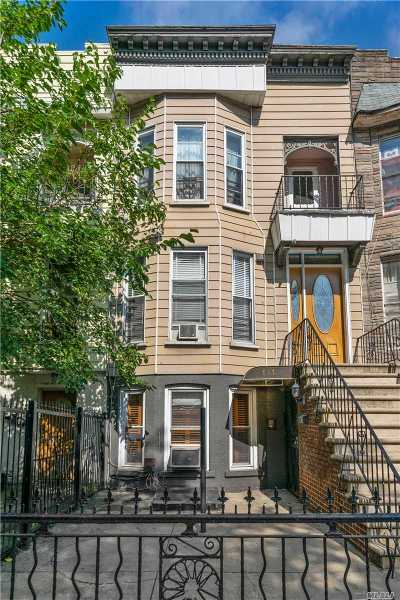 Brooklyn Multi Family Home For Sale: 717 Chauncey St