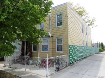 Middle Village Multi Family Home For Sale: 64-12 65th St