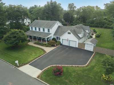 Setauket Single Family Home For Sale: 4 Redbridge Ct