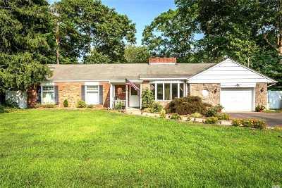 Bayport Single Family Home For Sale: 217 Connetquot