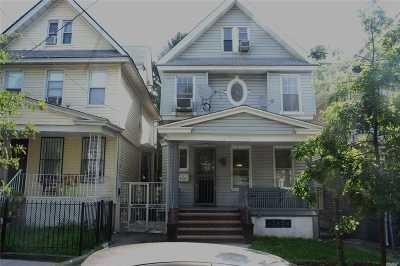 Woodhaven Multi Family Home For Sale: 85-57 76th St