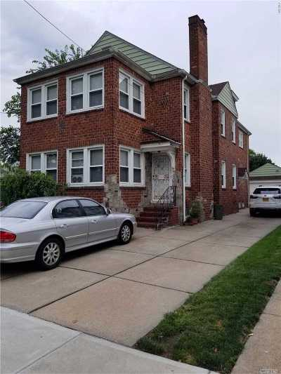 Flushing Multi Family Home For Sale: 149-20 Bayside Ave