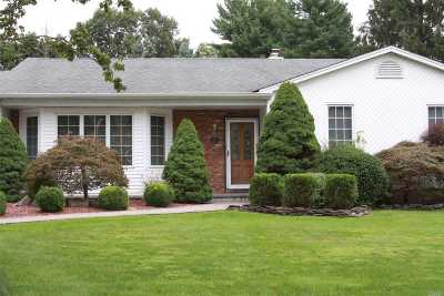 Syosset Single Family Home For Sale: 201 Syosset-Woodbury Rd