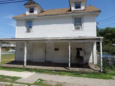 Hempstead Multi Family Home For Sale: 97 Baldwin Rd