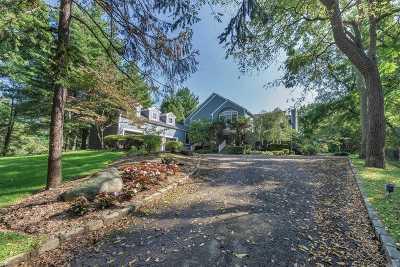 Roslyn Single Family Home For Sale: 700 Motts Cove N. Rd
