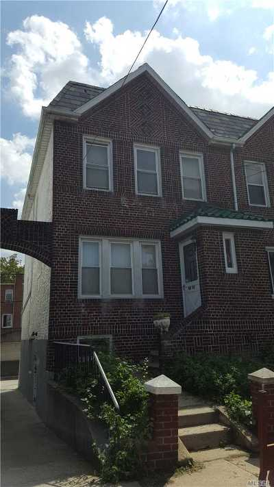 Multi Family Home For Sale: 24-33 96th St
