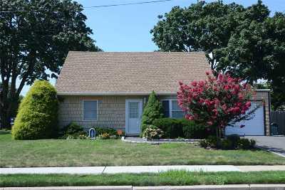 Seaford Single Family Home For Sale: 2022 Washington Ave