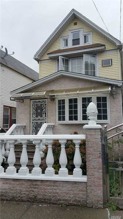Jamaica Single Family Home For Sale: 147-12 111th Ave