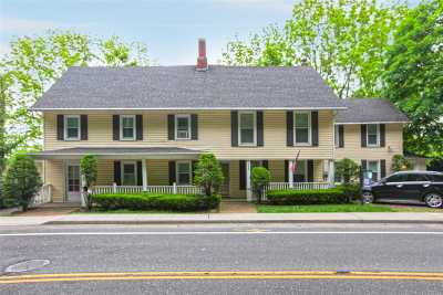 Woodbury Multi Family Home For Sale: 290 Woodbury Rd