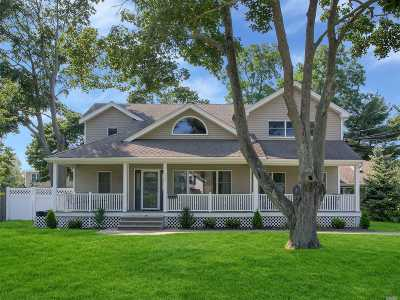 Bayport Multi Family Home For Sale: 340 3rd Ave