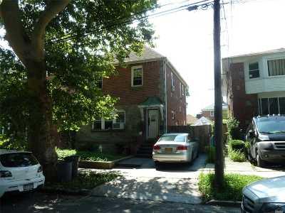 Flushing Single Family Home For Sale: 45-52 164 St