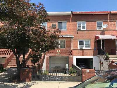 Flushing Single Family Home For Sale: 153-17 58th Ave