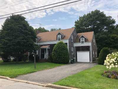 Wantagh Single Family Home For Sale: 1796b Merikoke Ave