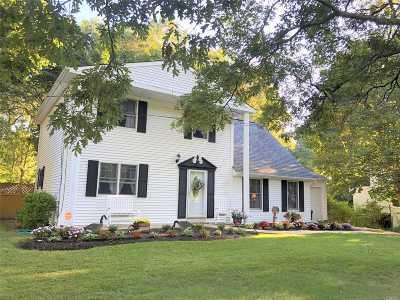 Mt. Sinai Single Family Home For Sale: 2 Rita Dr