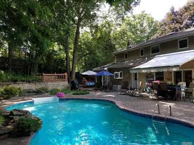 Smithtown Single Family Home For Sale: 50 Sheryl Cres