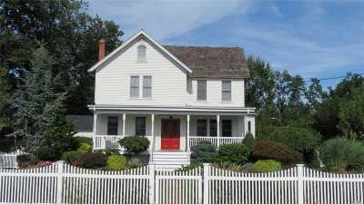 Setauket Single Family Home For Sale: 55 Shore Rd