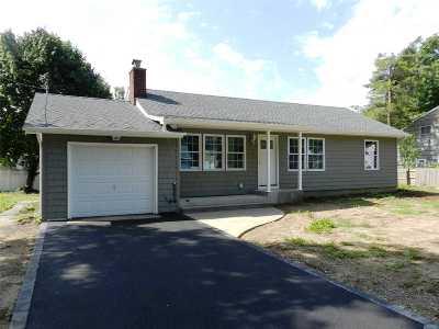 Babylon Single Family Home For Sale: 52 Alexander St