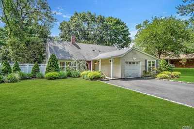 Islandia Single Family Home For Sale: 84 Bergen Street