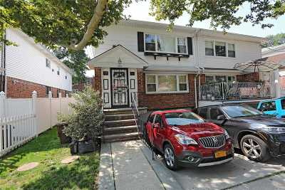 Flushing Multi Family Home For Sale: 144-56 27th Ave