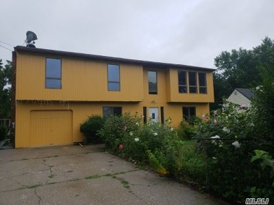 Brentwood Single Family Home For Sale: 46 Ralph Ave