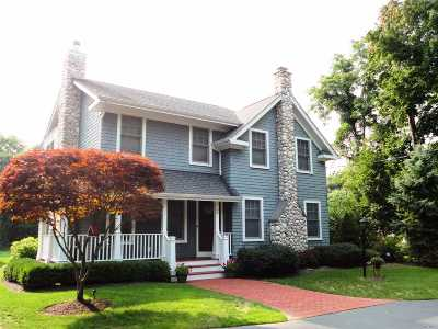 East Moriches Single Family Home For Sale: 70 Locust