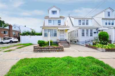 Flushing Single Family Home For Sale: 61-42 Parsons Blvd