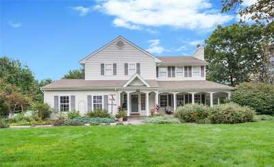 E. Setauket Single Family Home For Sale: 45 Fieldhouse Ave
