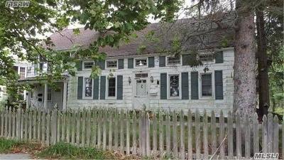 Center Moriches Multi Family Home For Sale: 475 Montauk Hwy