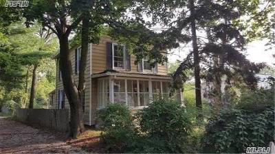 Center Moriches Single Family Home For Sale: 473 Main