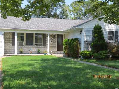 Single Family Home For Sale: 1965 Nantucket Rd