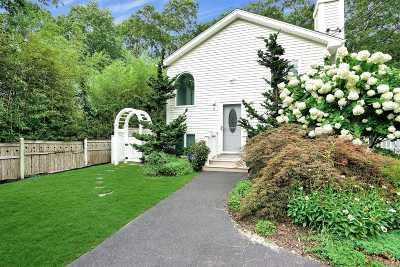 Hampton Bays Single Family Home For Sale: 9 Shell Rd