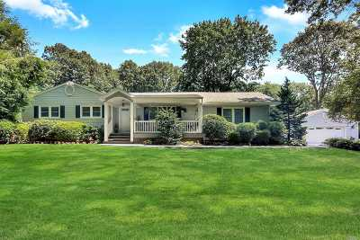 Smithtown Single Family Home For Sale: 39 Laurel Dr