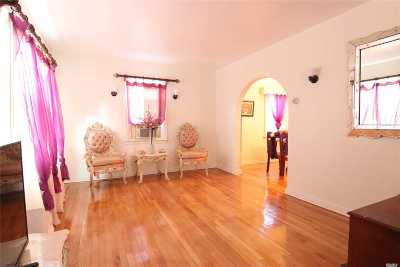 Queens Village, Briarwood, Bayside, Hillcrest, Jamaica Single Family Home For Sale: 176-56 132 Avenue