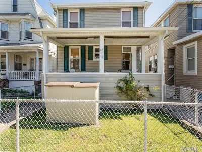 Single Family Home Sold: 214a Beach 117th St