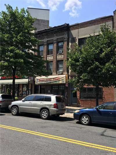 Brooklyn Multi Family Home For Sale: 198 Underhill