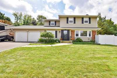 Hauppauge Single Family Home For Sale: 14 Orbit Ln