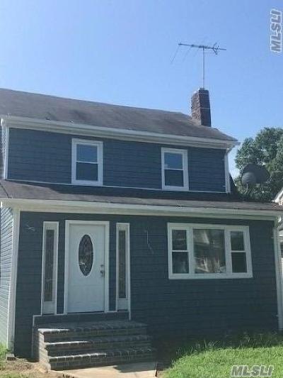 Freeport Single Family Home For Sale: 114 Lillian Ave