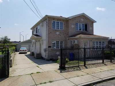 Queens Village, Briarwood, Bayside, Hillcrest, Jamaica Multi Family Home For Sale: 151-34 136 Ave