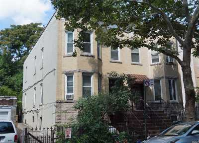 Brooklyn Multi Family Home For Sale: 34 E 2 St