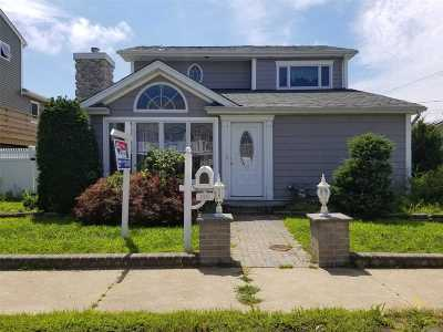 Lindenhurst Single Family Home For Sale: 803 S 7th St