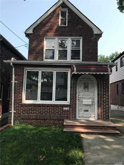 Flushing Single Family Home For Sale: 151-29 29th Ave