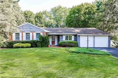 Smithtown Single Family Home For Sale: 25 Frank St