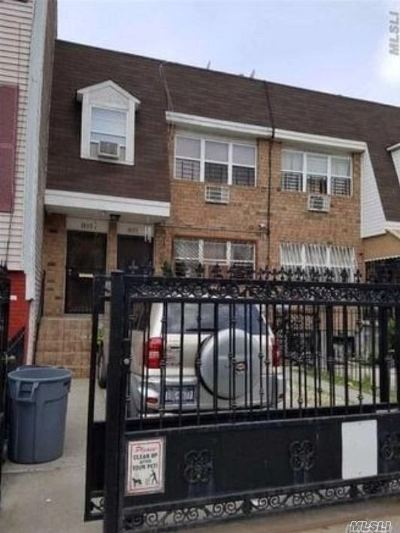 Brooklyn Multi Family Home For Sale: 1115 Halsey St